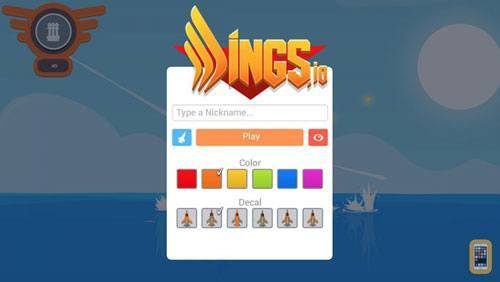 Tải game Wings.io - Bắn Máy Bay Online Cho Android, iOS 2