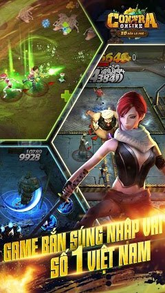 Tải game Contra Online cho điện thoại Android 2