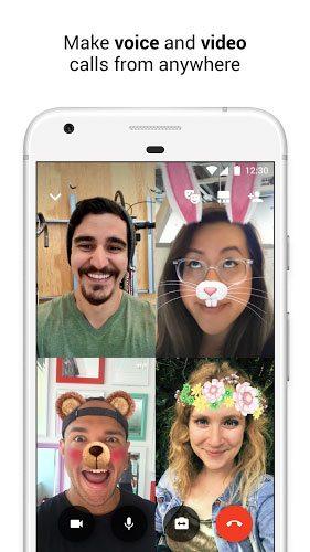 Tải Messenger Facebook Về Máy Điện Thoại Android, iPhone 04