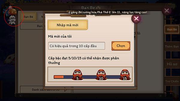 Giftcode Âm Dương Sư Cho Người Chơi Mới Dưới Level 10 02