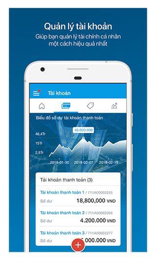 Tải Vietinbank iPay - Mobile Banking Ngân hàng Công Thương Việt Nam 2