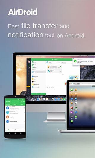 Tải AirDroid Truy Cập Từ Xa Miễn Phí Cho Điện Thoại Android, iOS 2